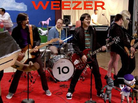 10-weezer