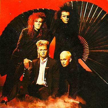 Dead Or Alive Band Blog Title